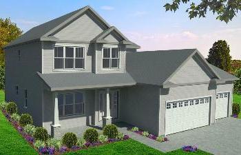 Trademark Homes Cameron Model