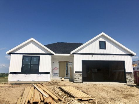 Available Home for sale in Fahey Fields in Fitchburg built by Trademark Homes